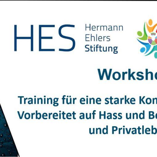 Titel Folie des Workshops HES/SDeV